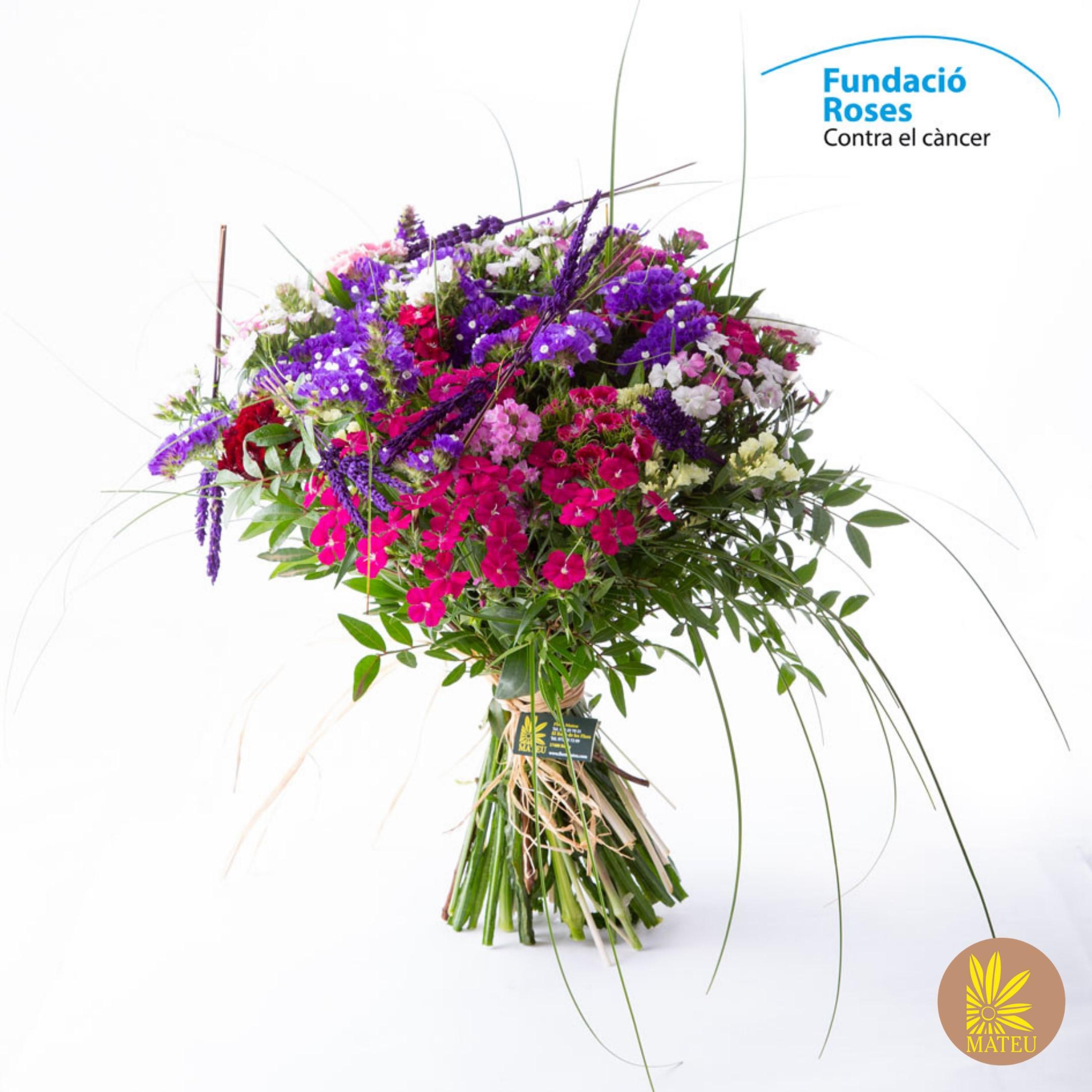 Iniciativa Solidària De Flors Mateu, El Ram Solidari